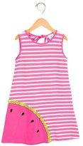 Florence Eiseman Girls' Striped Watermelon Dress