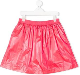 Kenzo Kids TEEN logo waistband skirt