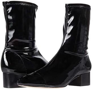 Schutz Messina (Black) Women's Shoes