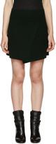 Etoile Isabel Marant Green Estelle Perfect Winter Skirt