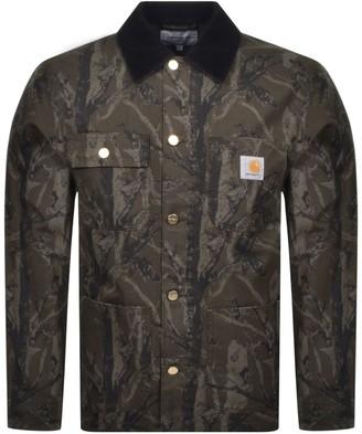 Carhartt Michigan Jacket Khaki