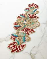 Kim Seybert Reef Beaded Table Runner