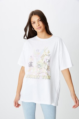 Supre Oversized Disney Mickey Tee