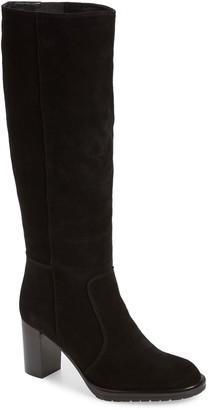 Aquatalia Breanna Weatherproof Knee High Leather Boot
