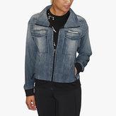 Lucy Indigo Trucker Jacket