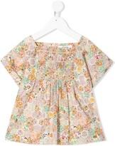 Bonpoint floral print blouse