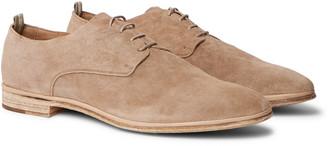 Officine Creative California Suede Oxford Shoes - Men