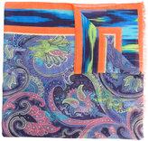 Etro paisley print scarf - men - Cashmere/Silk - One Size