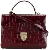 Aspinal of London top handle crossbody bag - women - Leather - One Size