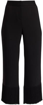 Kobi Halperin Karen Crop Wide-Leg Pants