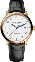 Ulysse Nardin 8152-111-2/5GF Classico rose-gold watch