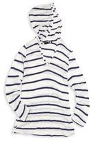 Splendid Girl's Striped Hooded Tunic