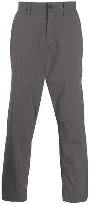 Stone Island Shadow Project long-line chinos