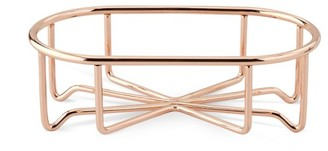 Williams-Sonoma Copper Two-Bottle Caddy