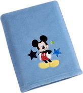 JCPenney DISNEY MICKEY MOUSE Disney Mickey Mouse Fleece Blanket