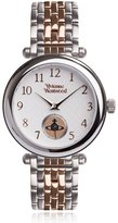 Vivienne Westwood Women's VV051SLTT Primrose Two-Tone Stainless Steel Watch