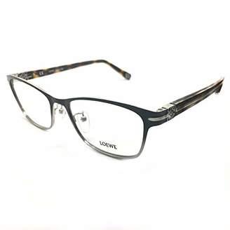 Loewe Unisex Adults' VLW928G530I35 Optical Frames, Shiny Transparente Brown)