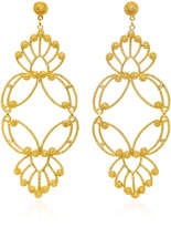 Mallarino Eugenia Sterling Silver And 24K Gold Vermeil Earrings