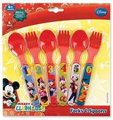 Disney Mickey's Clubhouse Forks and Spoons