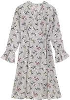 Cath Kidston Paper Posy Viscose Dress