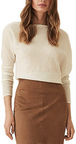 Reiss Holly Wool-Blend Sweater