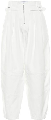 Givenchy High-waisted cotton pants