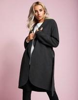 Vila Wrap Front Coat