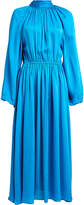 Rhode Resort Mai Crepe Mock Neck Dress