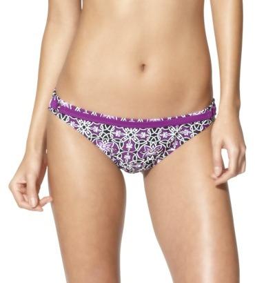 Converse One Star® Women's Belted Swim Bottom - Purple