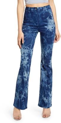 Tiger Mist Aster Flare Jeans
