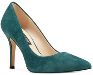 Nine West Flax Pointed Toe Pumps Women's Shoes