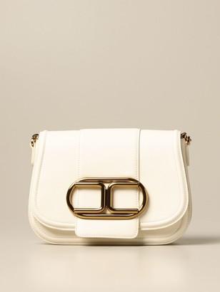 Elisabetta Franchi Celyn B. Elisabetta Franchi Crossbody Bags Elisabetta Franchi Bag In Synthetic Leather With Buckle