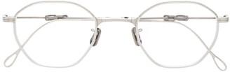 Eyevan 7285 Round Framed Glasses