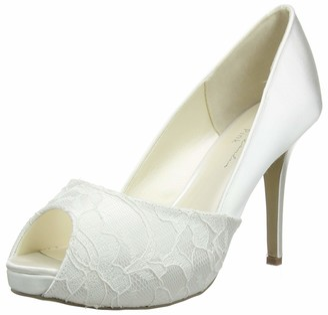 Paradox London Pink Women's Fancy Wedding Shoes