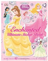 DK Publishing Ultimate Sticker Book: Enchanted