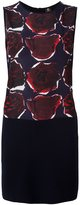 Paul Smith rose print sleeveless dress