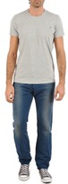 Diesel BELTHER TROUSERS Blue