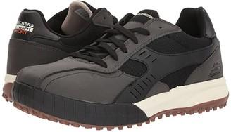 Skechers Floater 2.0 (Black) Men's Lace up casual Shoes