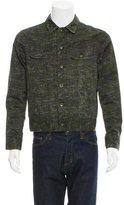 Rag & Bone Digital Print Lightweight Jacket