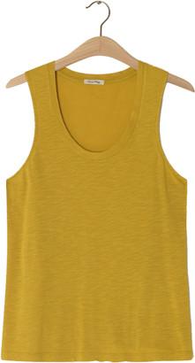 American Vintage Jacksonville Mustard Vest - X Small