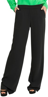P.A.R.O.S.H. Cuffed Hem Trousers
