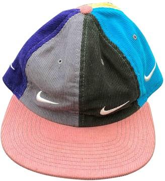 Nike Multicolour Cotton Hats & pull on hats