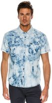 RVCA Acid Rain Ss Shirt