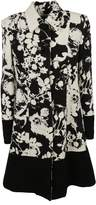 Fausto Puglisi Floral Embroidered Coat