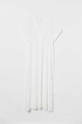 H&M Lyocell Kaftan - White