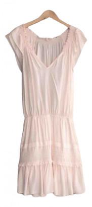 BA&SH Spring Summer 2019 Pink Cotton Dresses