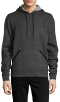 Michael Stars Banded Cuffs Hoodie