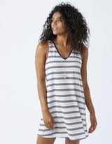 Accessorize Stripe Jersey Dress