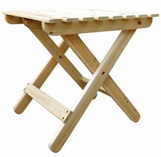 Shine Co Adirondack Folding Table