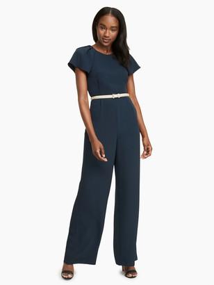 Tommy Hilfiger Essential Short-Sleeve Jumpsuit